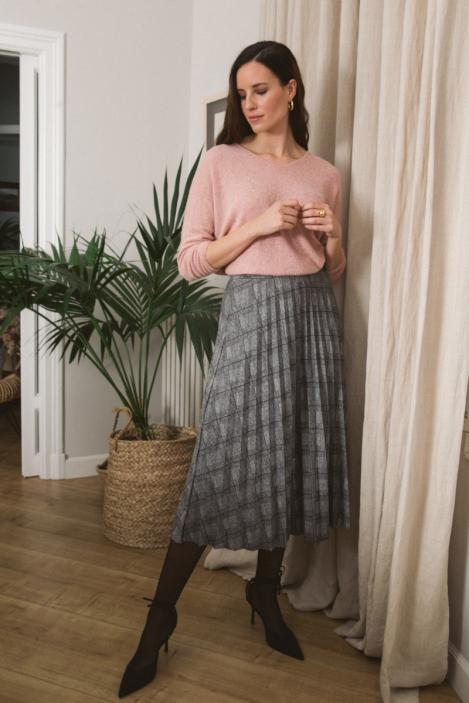 Long pleated skirt - BUGATTI