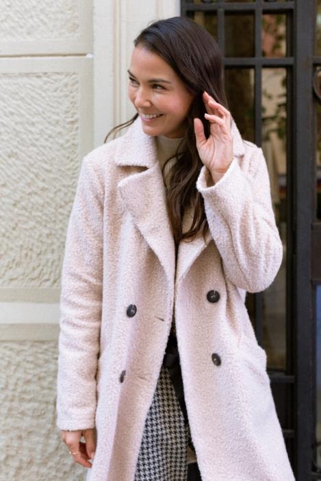 Bouclettes coat - VALMONT