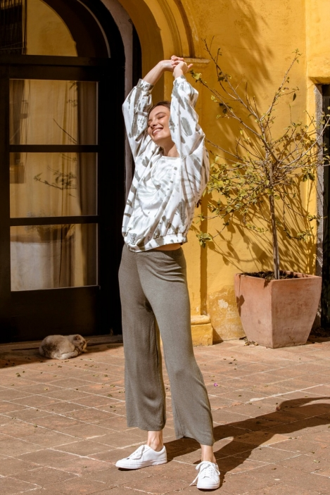 Pantalon maille - MUSONE