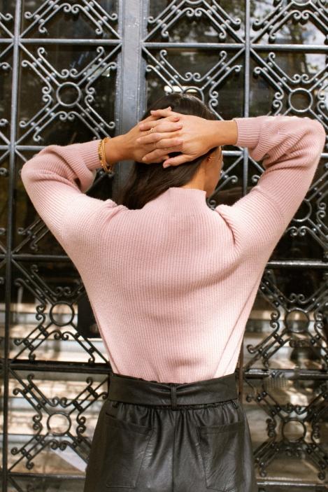 Turtleneck sweater - SIAGNE