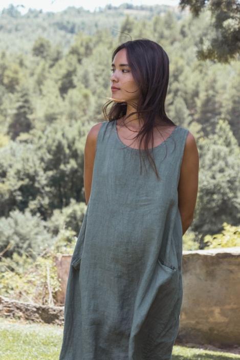 Robe lin - NEIRA