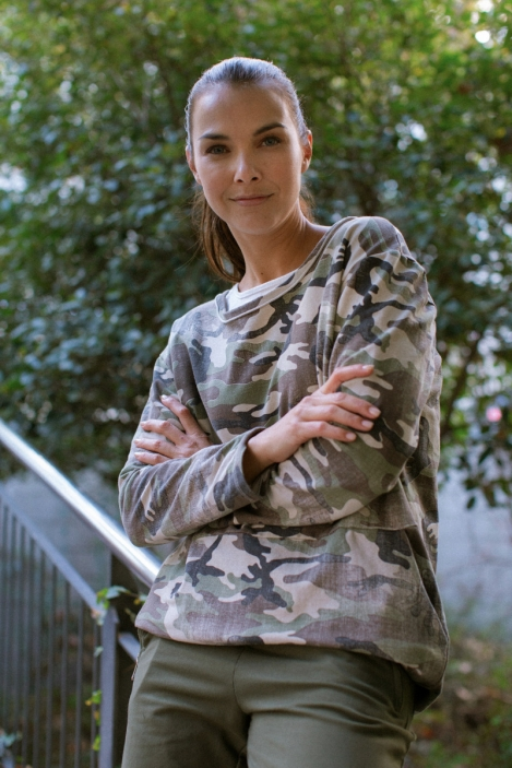 Sweat Camouflage - TARAVO